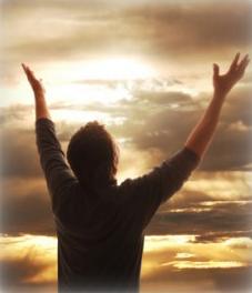 iStock arms up person praising God1 268x300 Spiritual
