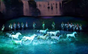cavalia water running 300x183 A Turning Point in Life